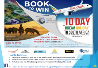 Win a trip to Africa with the Travel Suppliers Network