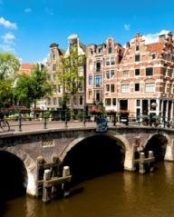 KLM Business class promotional fare to Amsterdam