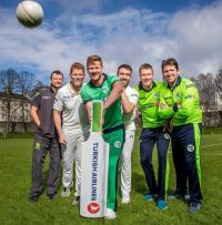 Turkish Airlines extends sponsorship with Cricket Ireland