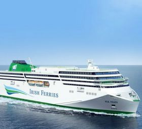 "Irish Ferries launches new campaign ""When it's time, a safer way to get away"""