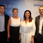 Amadeus are shaping the future event in the Iveagh Gardens Hotel.