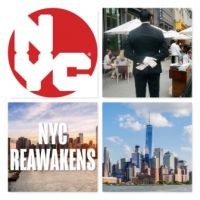 The NYC Reawakens initiative was again a really positive experience and evidence of how our trade partners in the USA are ready for the Irish to return to our favourite city that never sleeps