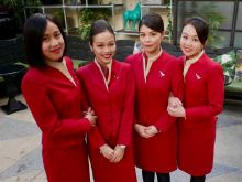 Cathay's cabin crew