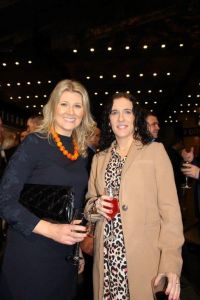 Fiona Cunningham and Clare Mc Coy (both Tourism Northern Ireland)