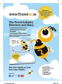 Did you get your Travelbiz 2019 Directory Diary?