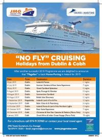 All aboard with JMG Cruises