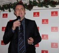 Emirates Christmas BBQ party