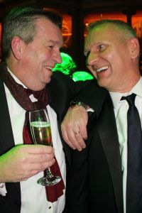 Pearse and Volker bring us some memorable ITAA award winning smiles