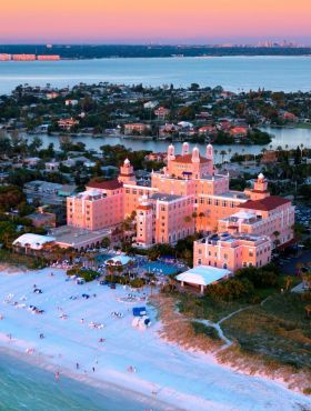 The Don CeSar on St. Pete Beach