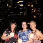 Liz Murphy (Discover Travel), Rachel Tracey (GoHop) and Aisling O'Hara (Travelmood)