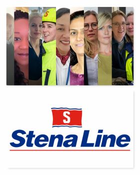 Stena Line aims to become the most diverse shipping company in the world doubling female management by 2022