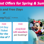 Themeparkbeds.com offer free nights and days
