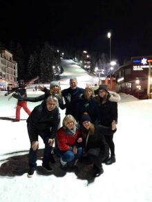 Worldchoice and Travel Solutions hit the slopes of Borovets