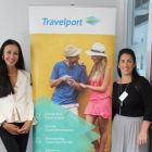 Catriona and Riona (both Travelport)