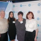 Fiona Foster, Niamh Maria Waters, Clare Dunne and Maura Moloney