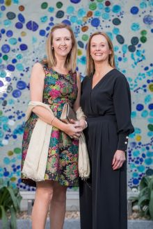 Travel Counsellor friends and colleagues Imelda McCarthy and Emer McDermott