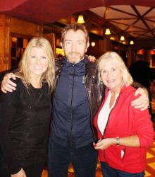 Fiona Cunningham (ROI Manager Tourism Northern Ireland) David Brophy (Orchestra Conductor) Jacinta Mc Glynn (Travelbiz)
