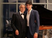 Andrea and Matteo Bocelli will be joining the MSC Bellissima line up.