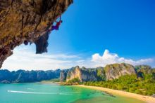 Krabi-Railay Beach