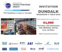 Travel Partners Group next stop Dundalk