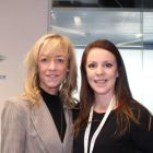 Lorraine Cunningham (Lorraine Cunningham Travel) and Catherine Brennan (Business Development Manager Travelport)