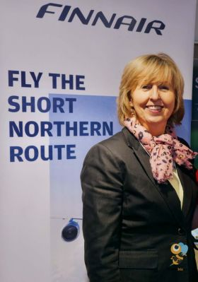 Catherine Grennell Whyte Managing Director ATTS representing Finnair