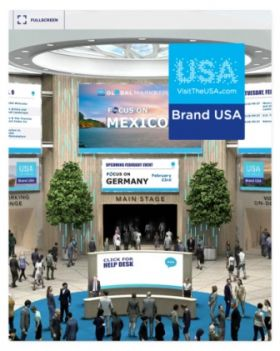 Brand USA Connects the Global Travel Trade with U.S. Partners for Four Days of One-to-One Business Meetings 15-18 March 2021