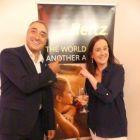 Hertz is our number one with David (MD Trailfinders) and Ciara Foley (Platinum Travel)