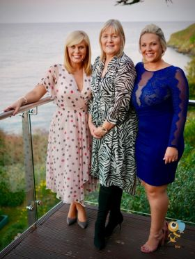 Michelle, Jennifer and Holly from RCI Ireland