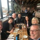 Bookabed & A2B Transfers - Agents appreciation lunch