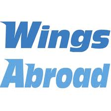 Image result for wings abroad logo