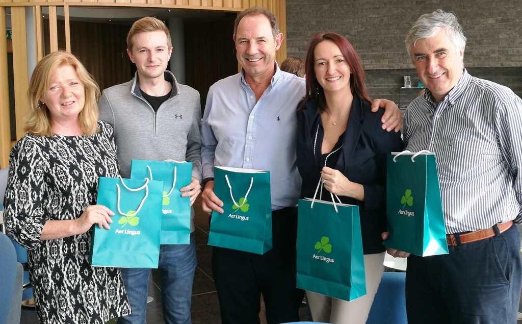 Aer Lingus host Irish trade to golf with Spanish trade ...